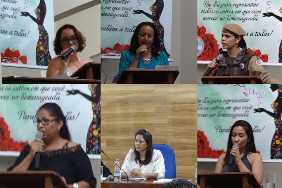 Sessão do dia 9 de Março – Especial dia da mulher