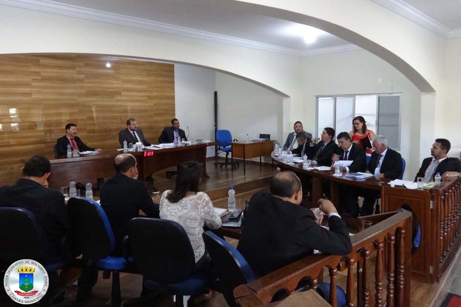 37ª Sessão Ordinária: Projeto referente ao meio ambiente foi apresentado
