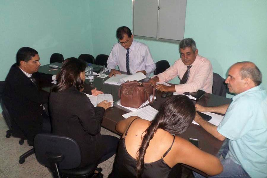 Comissão se reuniu e deu o parecer em projetos que estão em tramitação