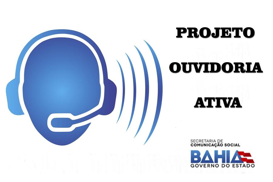 Projeto Ouvidoria Ativa em Macaúbas