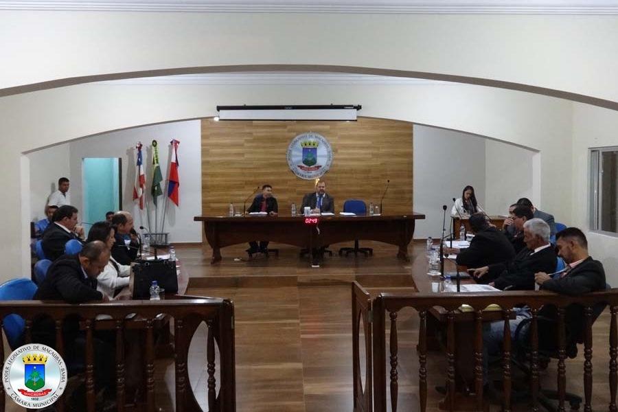 5ª Sessão: Projeto de Saneamento Básico é aprovado na Câmara