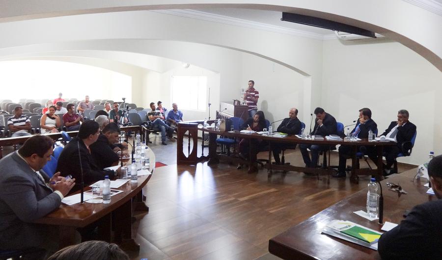 6ª Sessão: Homenagens à semana do Agricultor