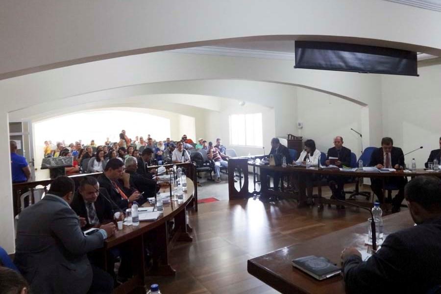 8ª Sessão: Apresentação e votação de projetos importantes para o setor da saúde