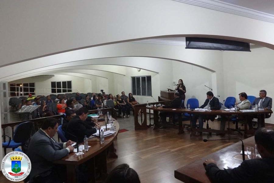 16ª Sessão: Representantes de Conselhos fizeram uso da palavra