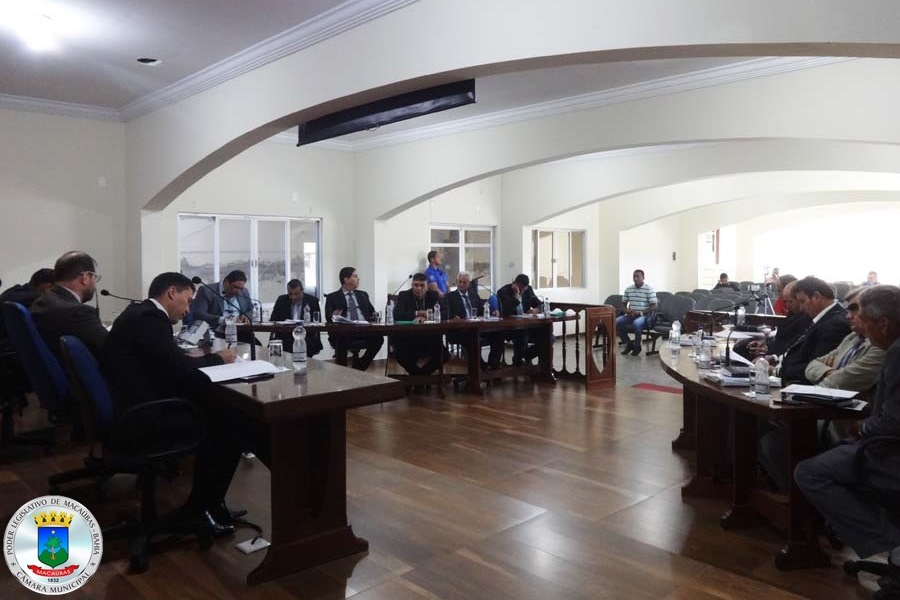 18ª Sessão: Dois projetos importantes foram aprovados nesta terça dia 12/09