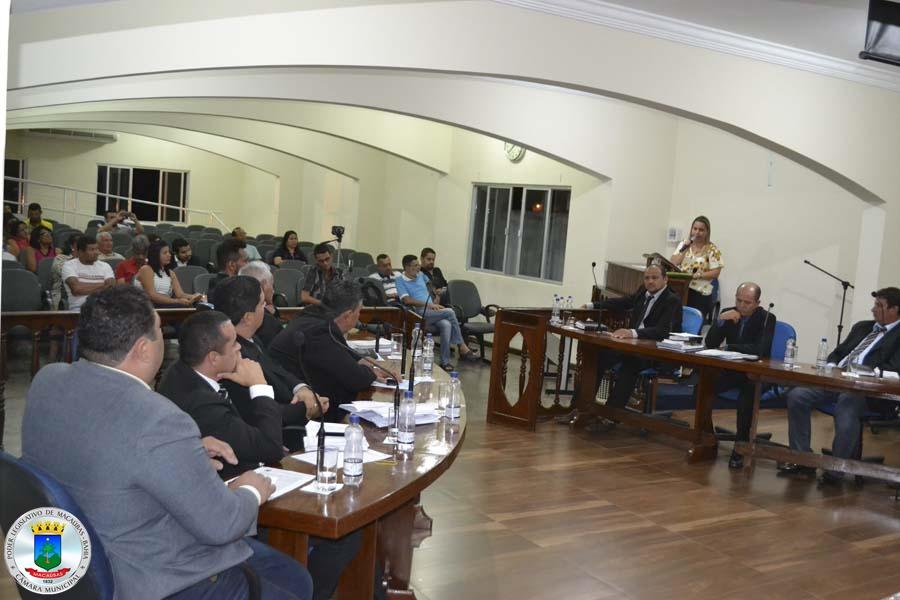 21ª Sessão: Dois projetos do executivo foram apresentados
