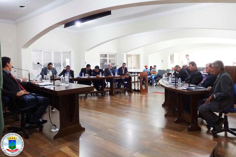 22ª Sessão: Primeira votação do Projeto que Denomina PSF de Cristais