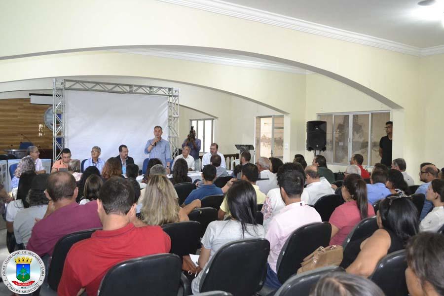 2ª Reunião Plenária do PRHPASO e da PEPASO foi realizada nesta terça dia 19/09