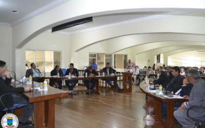 33ª Sessão: Uso da Tribuna e Projetos foram votados nesta terça 14