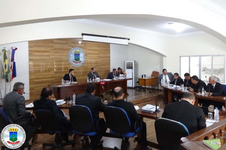 35ª Sessão teve Projeto do Executivo aprovado por unanimidade