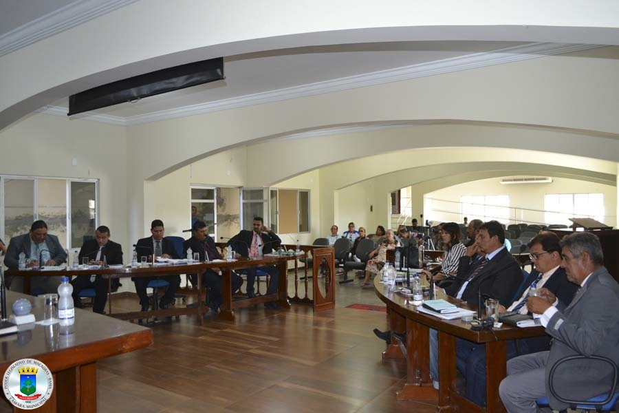 39ª Sessão: Plano Plurianual Municipal 2018/2021 é aprovado nesta terça 05/12