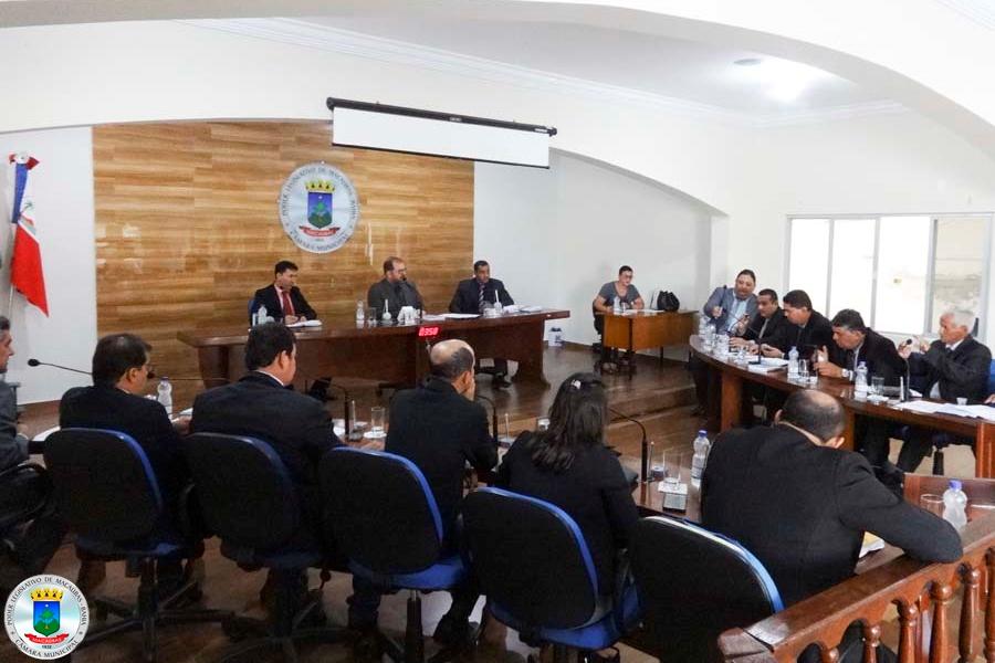 43ª Sessão: Câmara aprova o projeto que Estima Receita e Fixa as despesas do município para 2018